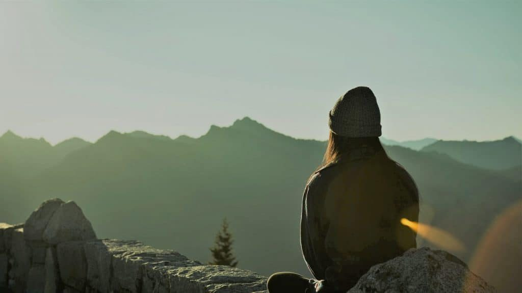 Meditation is a beautiful morning routine idea for you