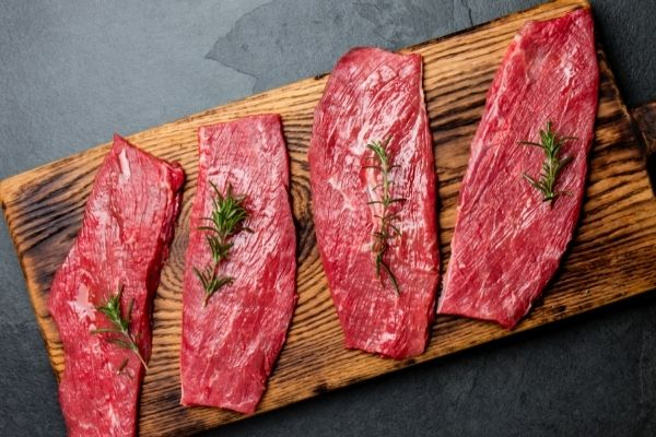 Beef is a great source of the mineral iron