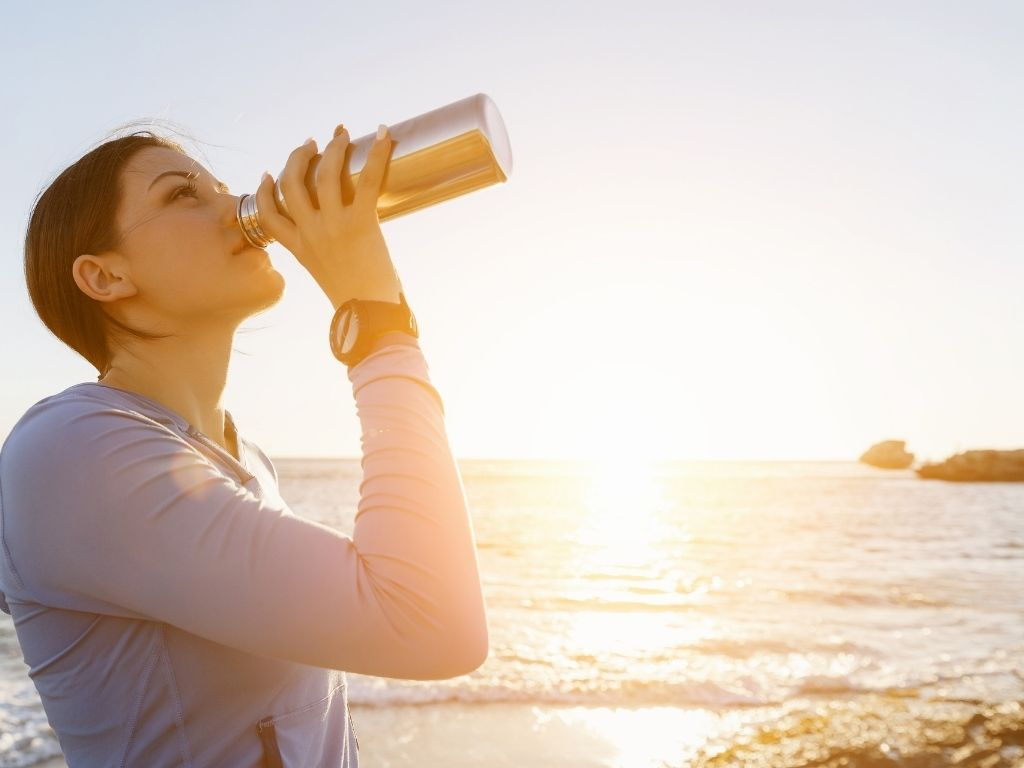 Drink more water to look amazing and feel your best!